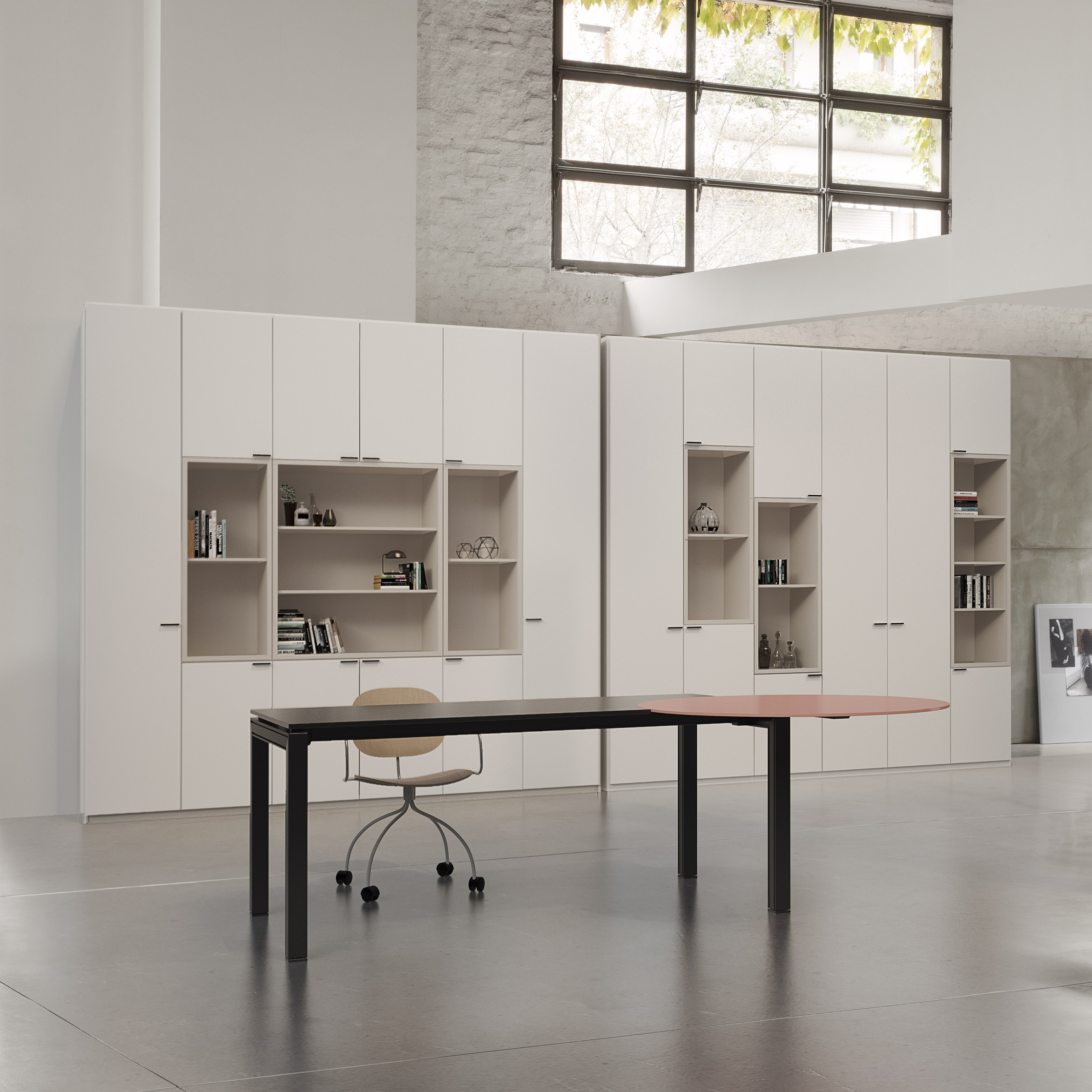 Quadronno storage system by IOC Project Partners
