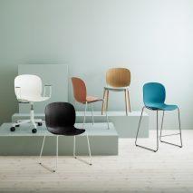 RBM Noor chair by Flokk