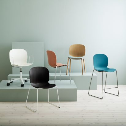 RBM Noor chair by Flokk