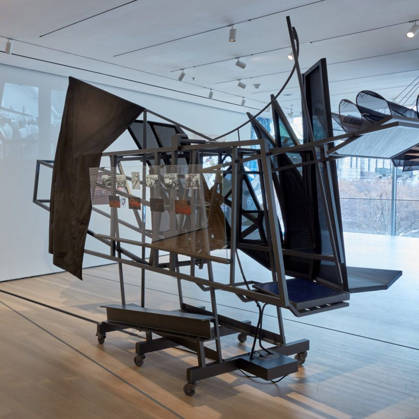 The Refusal of Space, Tennessee, by Mario Gooden at MoMA