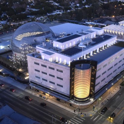 Academy Museum of Motion Pictures by Renzo Piano