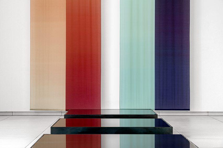 Colour Fall at Shifting Perspectives by Rive Roshan