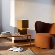 Romb lamp by Broberg & Ridderstråle for Pholc