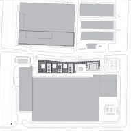 The site plan for Schindler City by Neri&Hu
