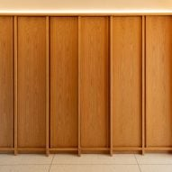 Wooden cabinetry