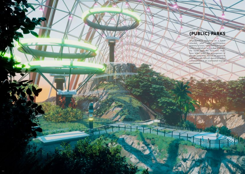 Singapore 2075 by Caleb See De Kai