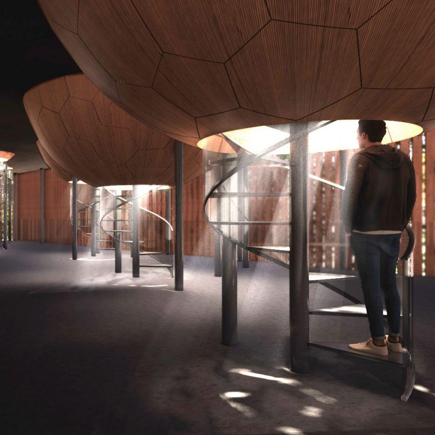 Ten sustainable architecture proposals by SUTD students