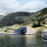 """World's first full-scale ship tunnel"" gets go ahead to be built in Norway"
