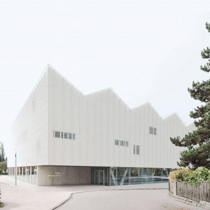Sports Centre by Wulf Architekten