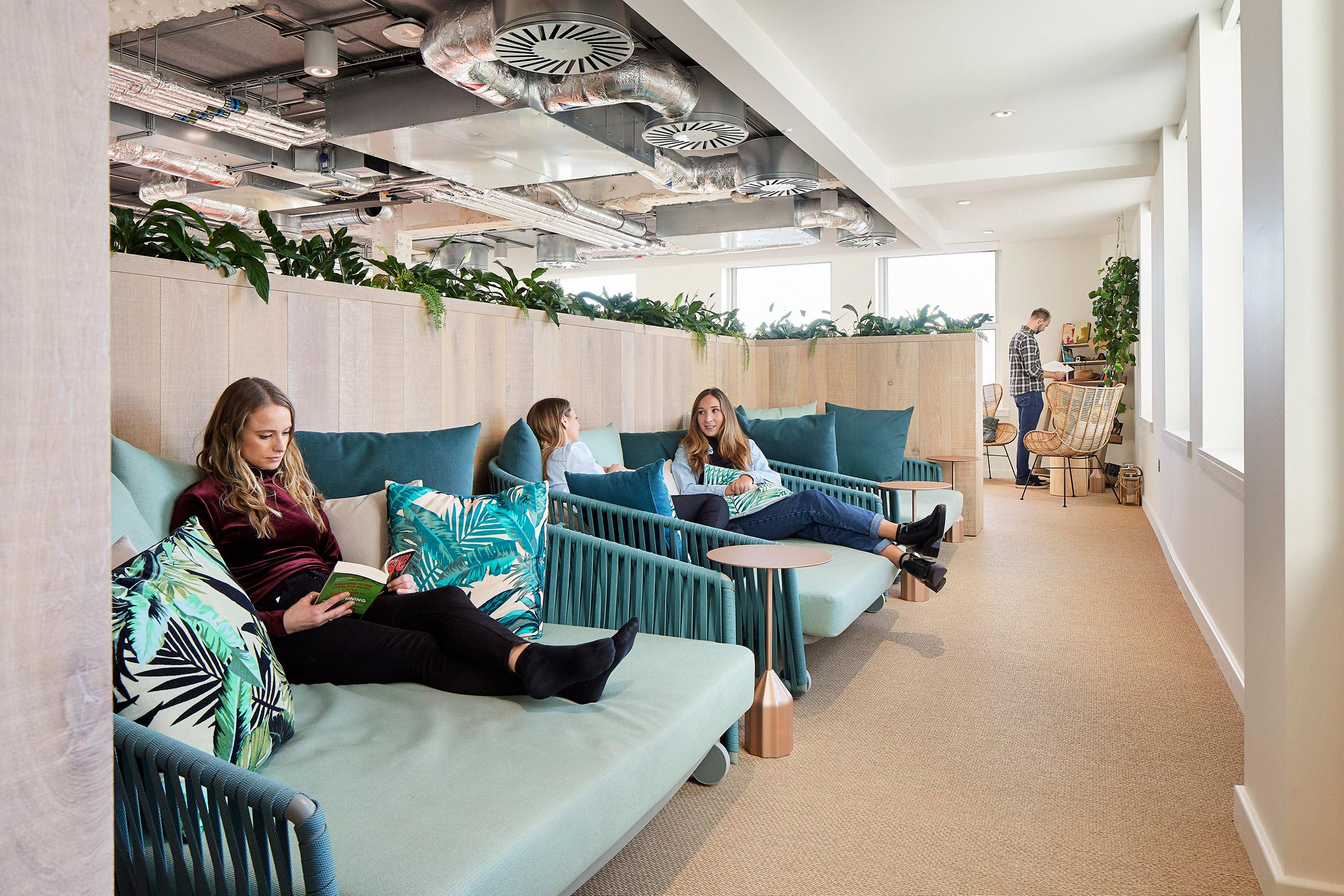 Spotify's London office