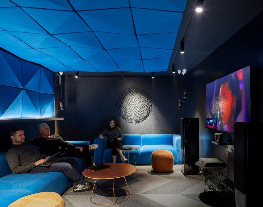 Spotify London office