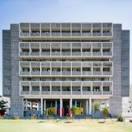 Charged Voids completes Chandigarh student housing informed by Le Corbusier