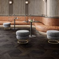 Wicker in Studio Mood flooring tiles by IVC Commercial