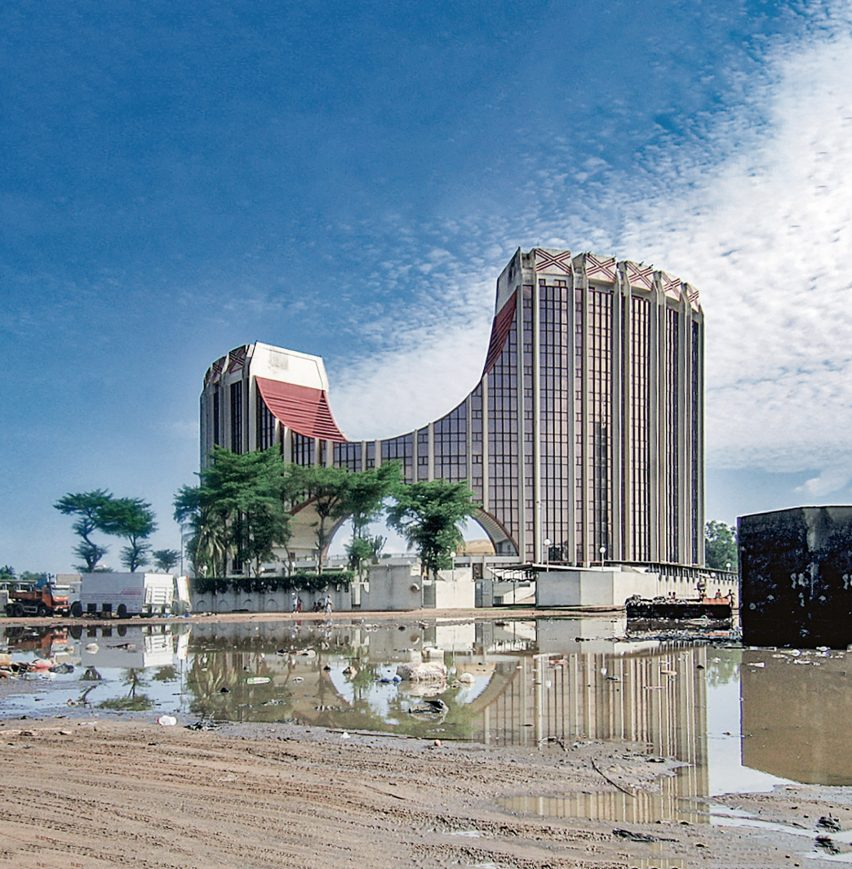 Bank for Investment and Development, Lomé, by Pierre Goudiaby Atepa