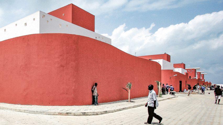 Marina Residence, Cotonou
