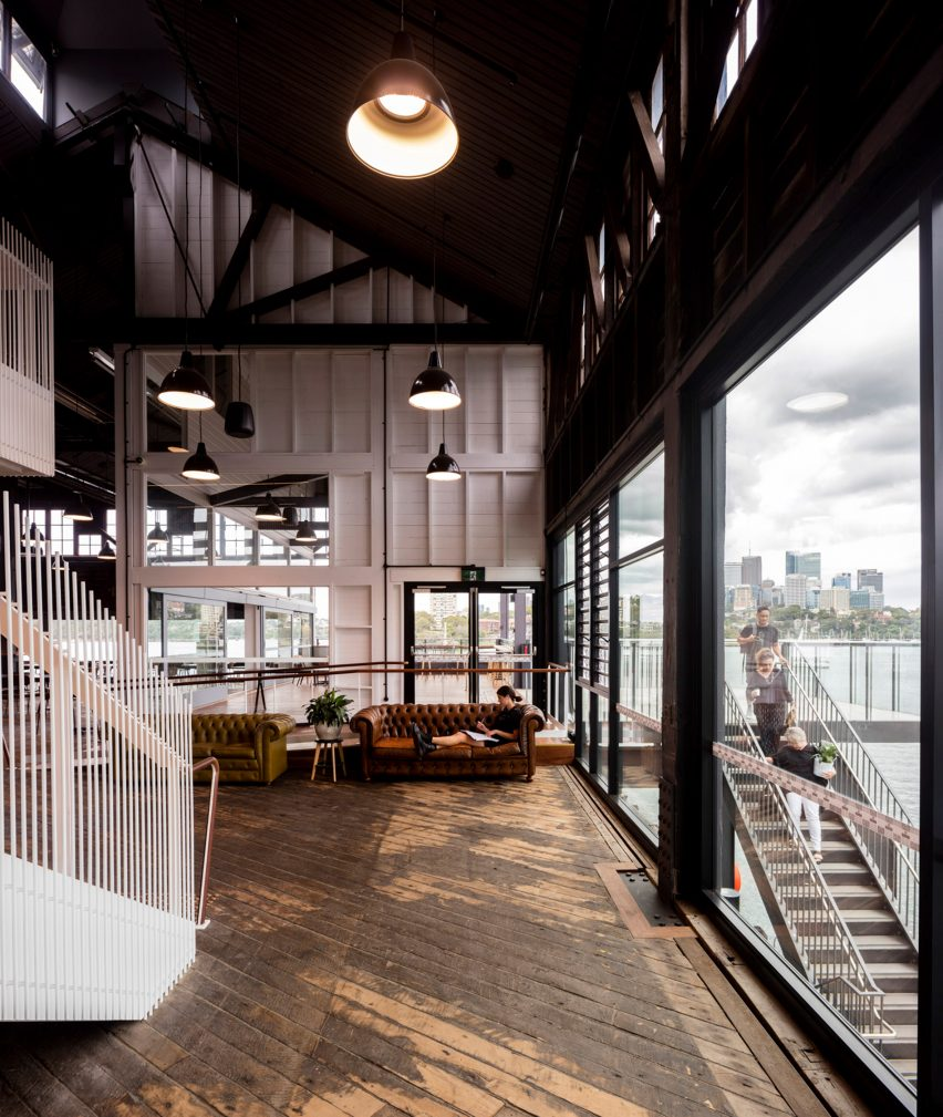 Hassell renovates historic Wharf building for the Sydney Theatre Company