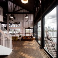 Hassell renovates historic Wharf building on Sydney Harbour for the Sydney Theatre Company