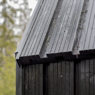 Chapel at Tervajärvi campground in Finland by NOAN