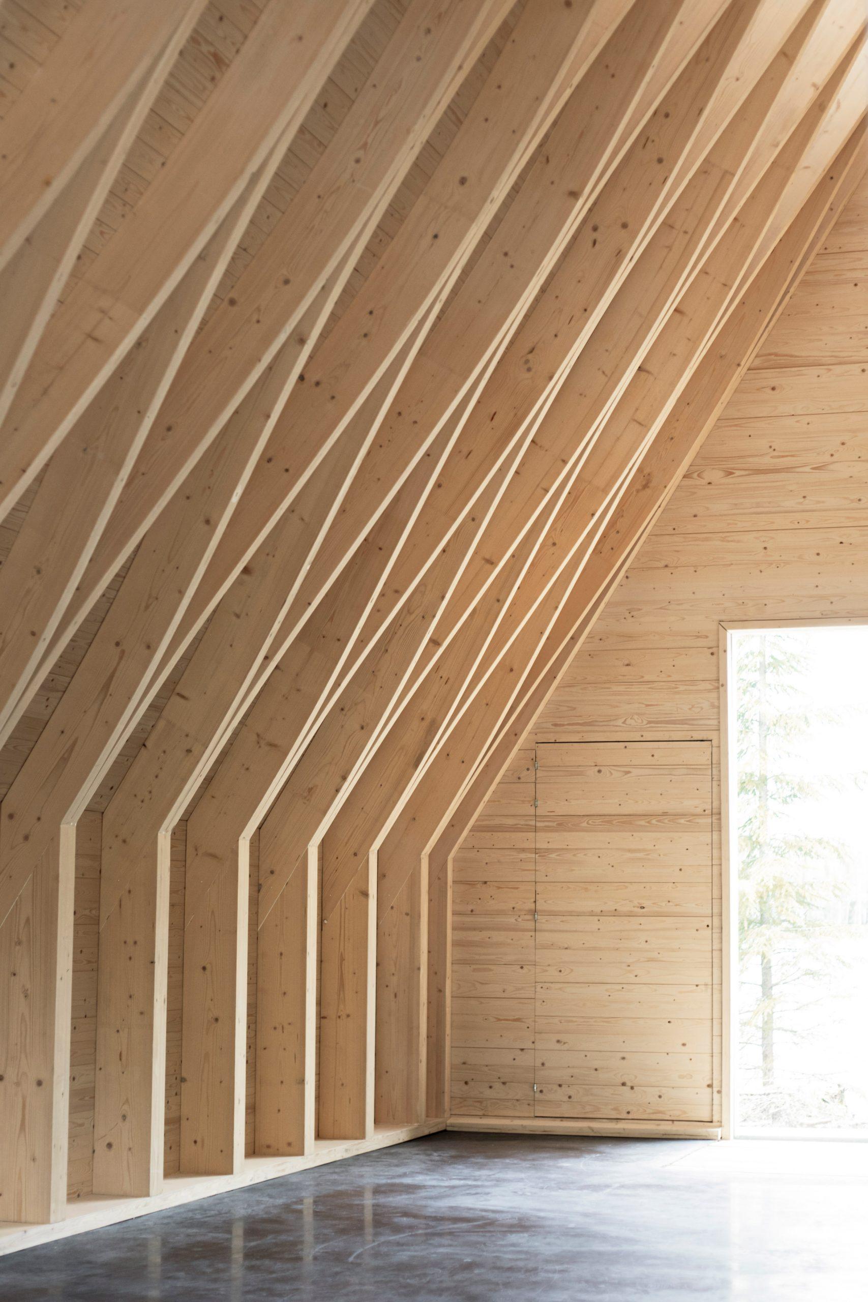 Timber chapel