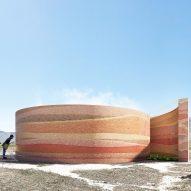 Top ten designs for Burning Man's off-grid desert outpost Fly Ranch revealed