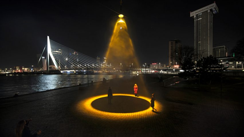 Urban Sun by Studio Roosegaarde