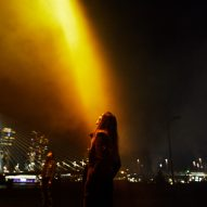 Light of Urban Sun by Daan Roosegaarde