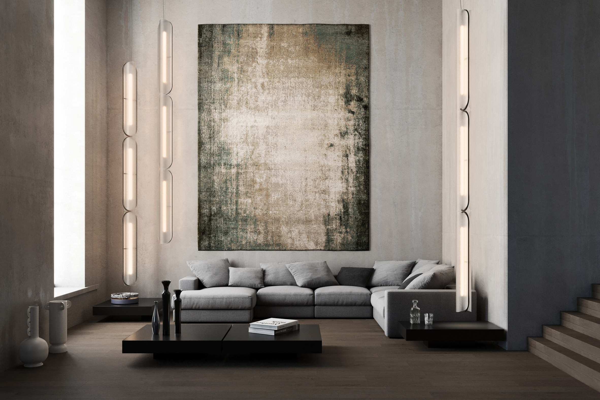 Val lighting by Caine Heintzman for ANDlight