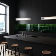 Vale lighting by Caine Heintzman for ANDlight