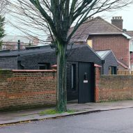 Phillips Tracey squeezes brick-clad Jupp House onto site of a former garage