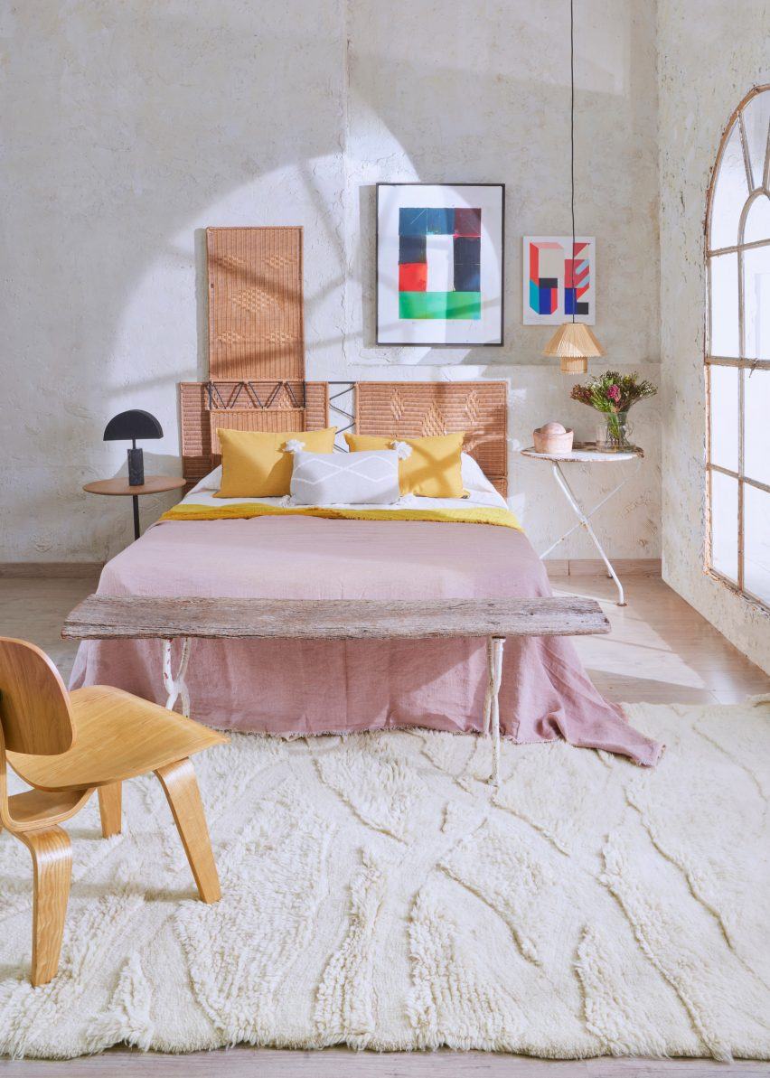 Woolable Enkang rug by Lorena Canals