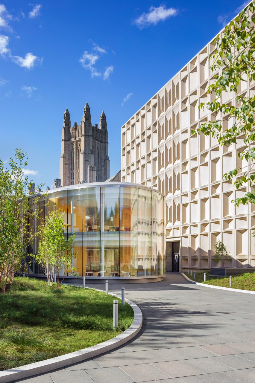 The Yale University Center for Innovative Thinking on the New Haven Campus