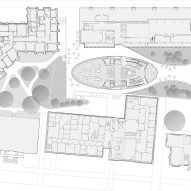 Plans for The Yale University Center for Innovative Thinking