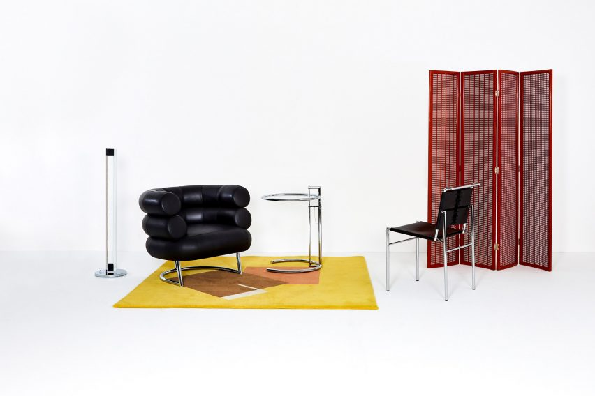Eileen Gray products in the Aram Store