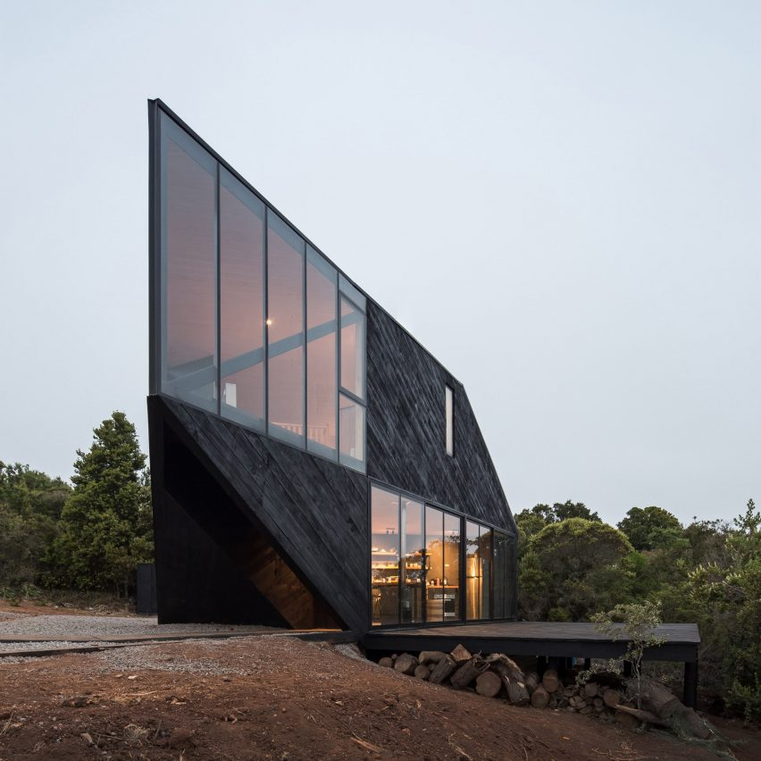 Holiday cabin in Chile