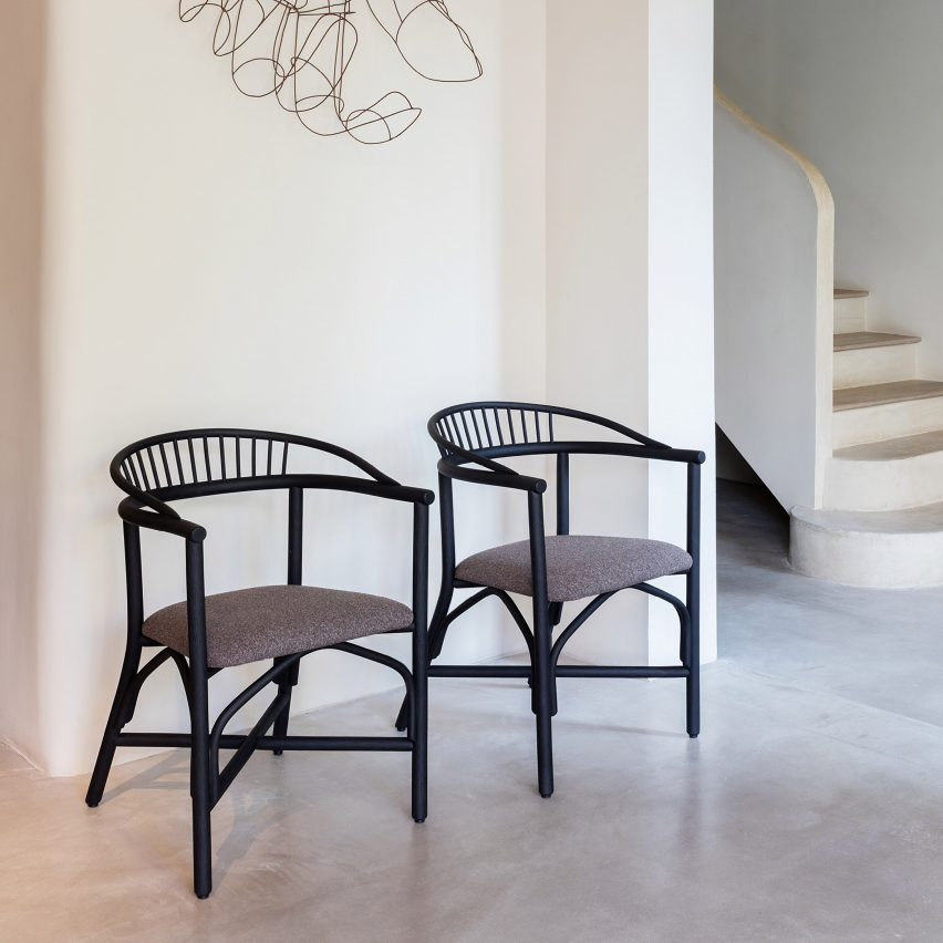 Altet chair by Expormim