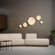 Anvers wall-mounted light by CTO Lighting