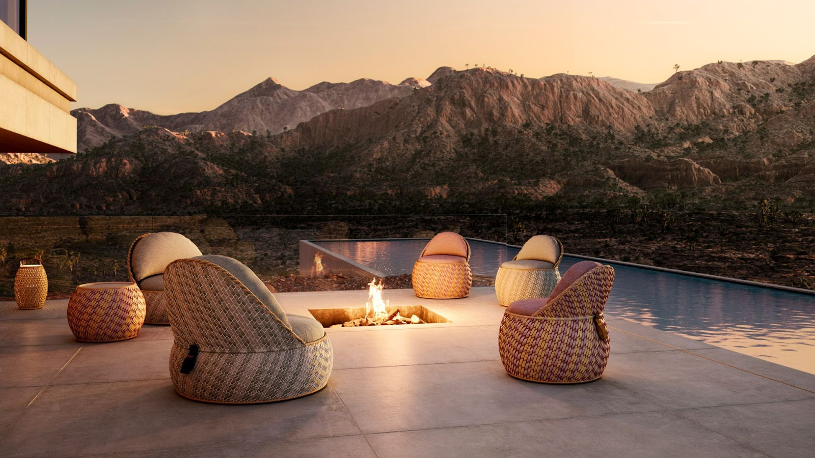 Ten contemporary furniture designs for outdoor living