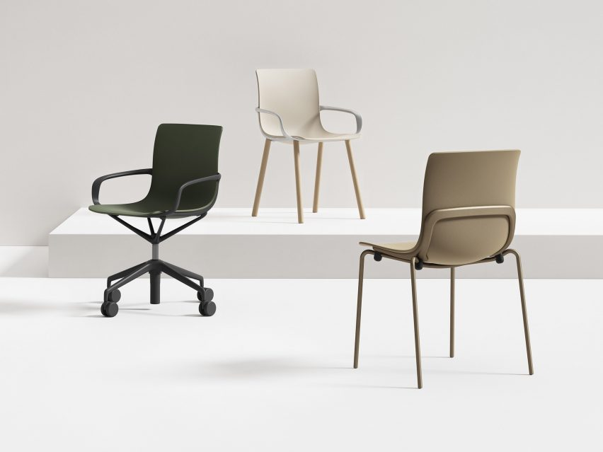 Epix chairs by Form Us With Love for Keilhauer