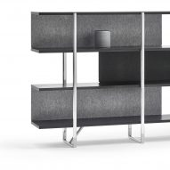 Epix shelving by Form Us With Love for Keilhauer