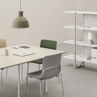 Epix workplace furniture by Form Us With Love for Keilhauer