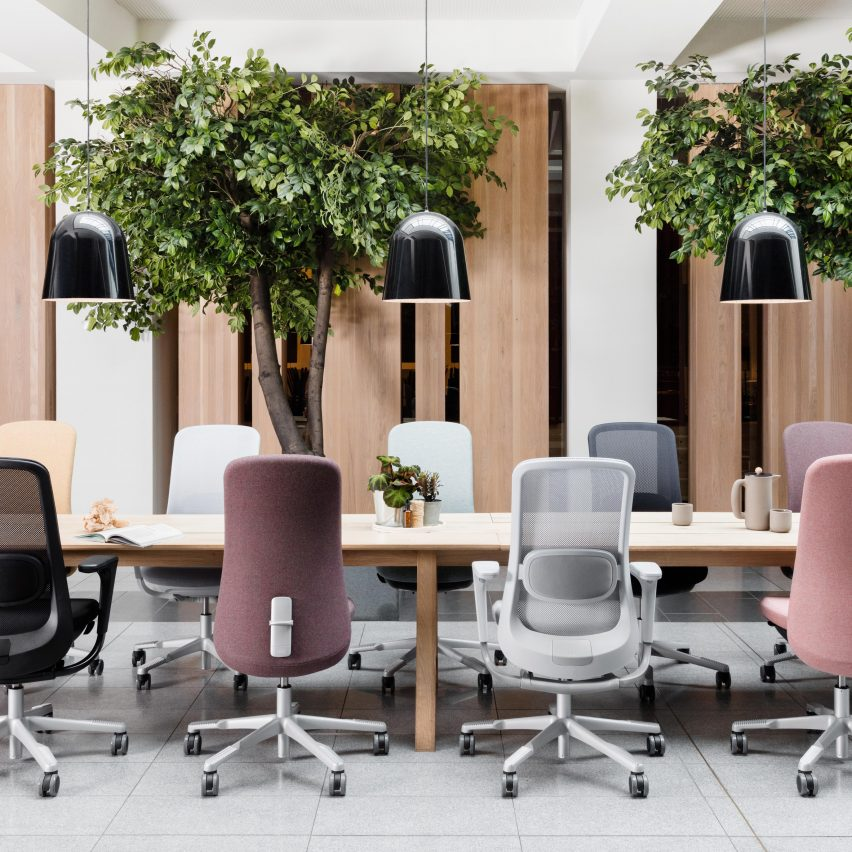 HÅG SoFi office chair by Frost Produkt and Aleksander Borgenhov for Flokk