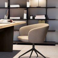 Huma armchair by Mario Ruiz for Expormim