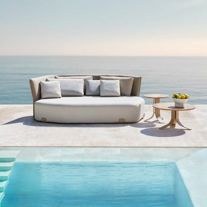 Isla outdoor collection by Sebastian Herkner for Gan