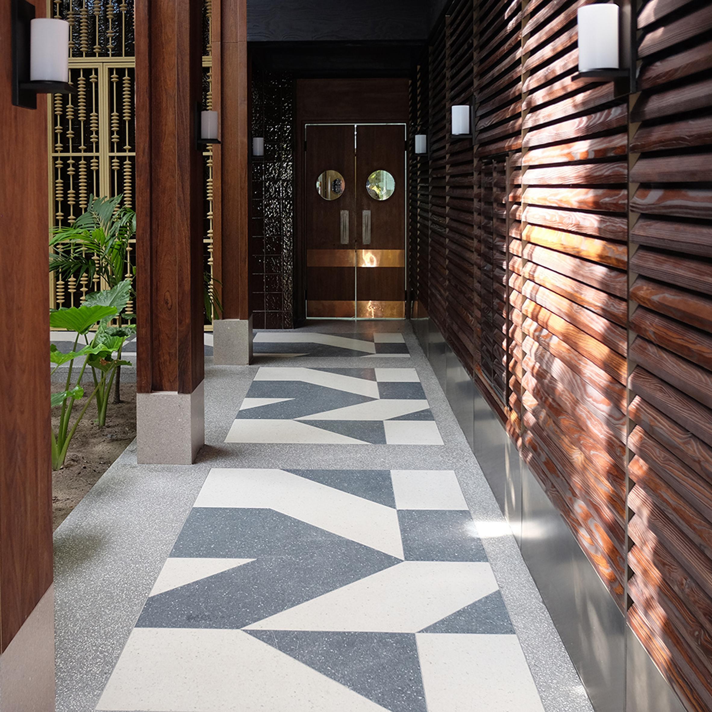 Lixio Plus flooring by Ideal Work