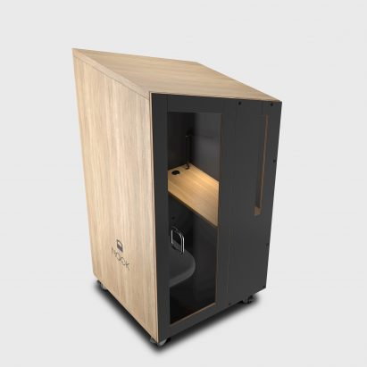 Nook Solo pod by David O'Coimin for Nook