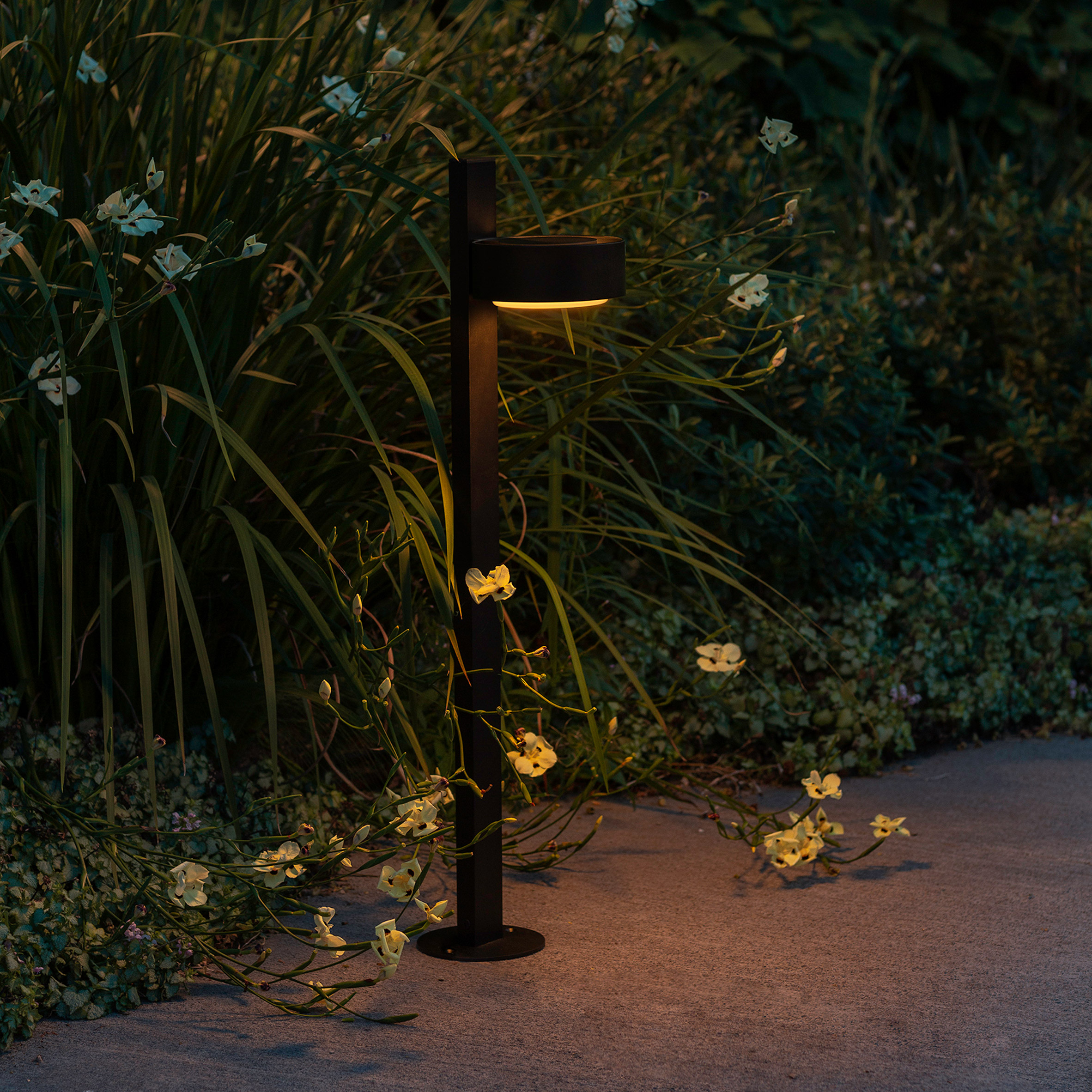 Plaff-on! outdoor wall light by Joan Gaspar for Marset