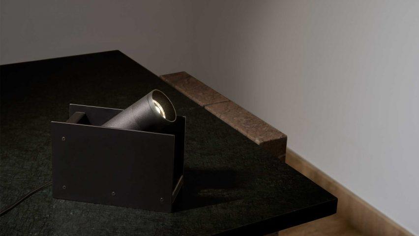 Plint light by Massimo Colagrande for Nemo Lighting