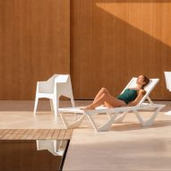 Voxel collection by Karim Rashid for Vondom