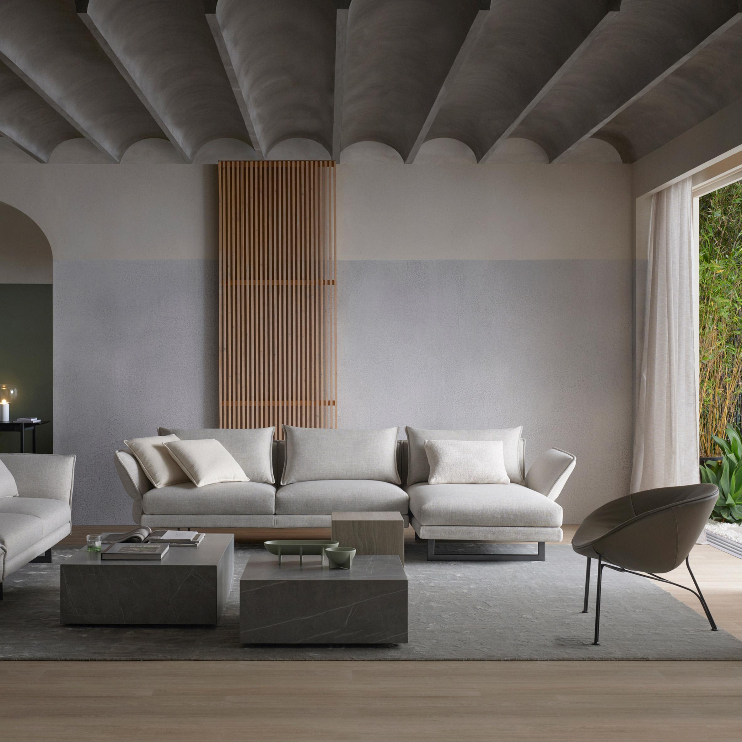 Zaza sofa by Charles Wilson for King