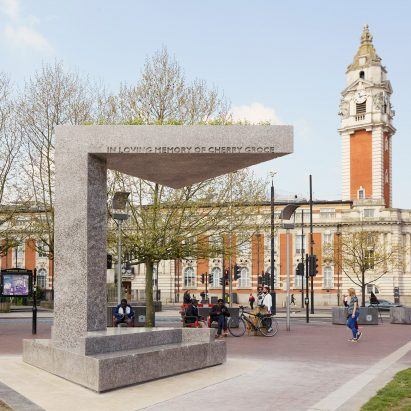 Cherry Groce Memorial Pavilion in Brixton by Adjaye Associates